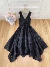 Elegant V Out dresses