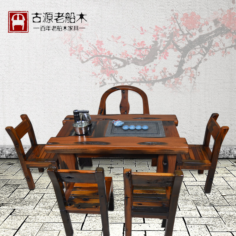 Old Coffee Table Outdoor: Old Furniture Wood Coffee Table Tea Original Ecological