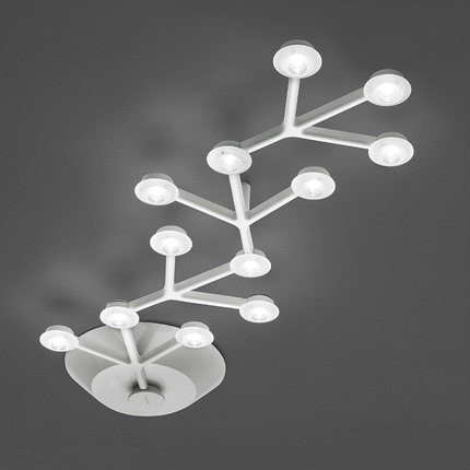 Personalized creative design office led ceiling light modern dinning  table/bedroom decoration ceiling lights fixture