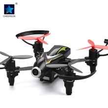 CheersonNew CX-93S 5.8 GHz FPV Drone dengan Kamera 720 p hd Terbaik Terbang 100 m Jarak Quadcopter 6 Axis Gyro 2.4 GHz 4CH RTF RC 2017