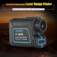 Meterk Handheld Laser Distance Meter Monocular Telescope Digital Laser Rangefinder High Precision Range Finder For Golf