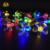 2017 de Cerezo LLEVÓ Luces de la Secuencia Multicolor Decoración de Vacaciones de La Boda Romántica de San Valentín Batería Partes Iluminaciones Casamento