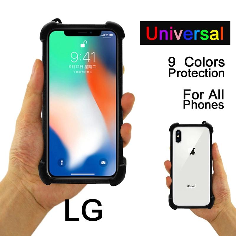 US $1 71 14% OFF|Universal Minimal Art Case For LG K30/K20/K10  LTE/2017/2018/K9/K8 LTE/G6/G7/V30 Plus/V30/V10/V20/Q8/Q6 Plus/Ray/Rebel 2  LTE/X-in