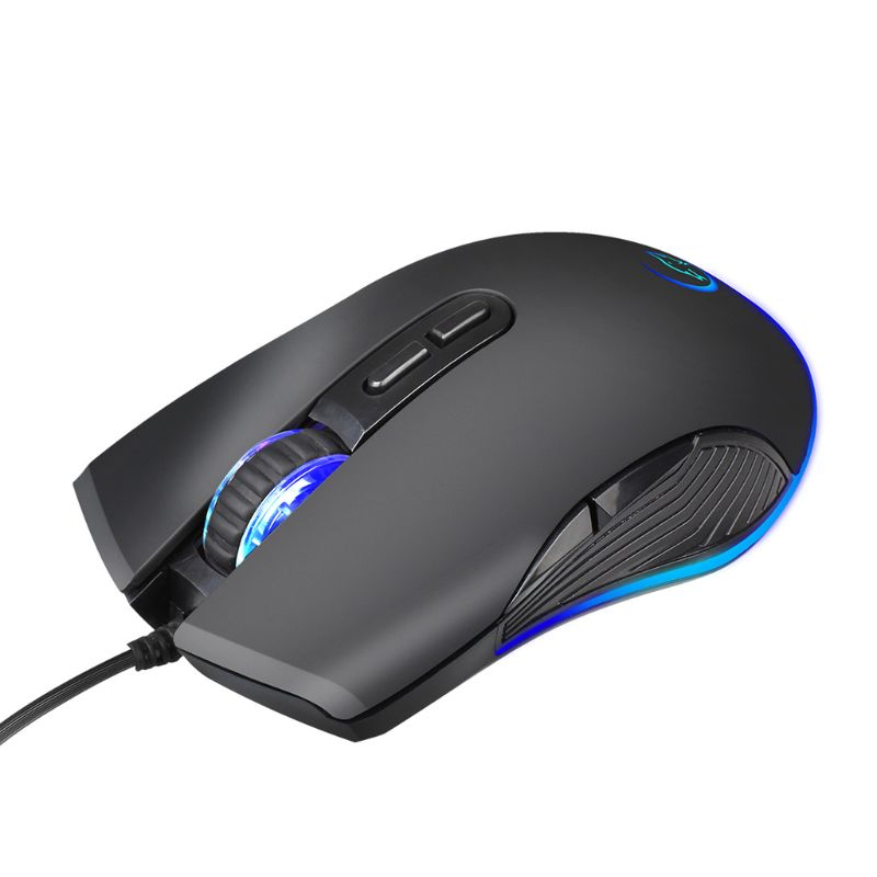Image 4 - Mini Optical Wired Mouse 4 Colors LED Light Gaming Mice G830 for Gamers PC Computer Laptop Notebook Accessories-in Mice from Computer & Office