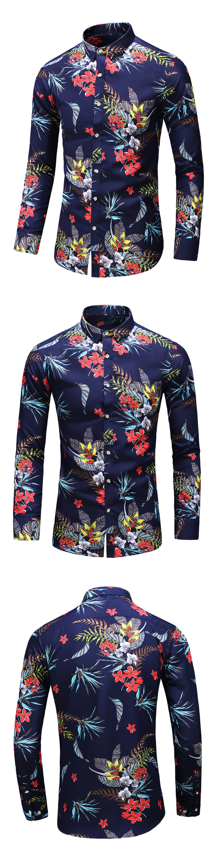 HTB1ZXFmauP2gK0jSZFoq6yuIVXaV - Casuals Shirt Men Autumn New Arrival Personality Printing Long Sleeve Shirts Mens Fashion Big Size Business Office Shirt 6XL 7XL
