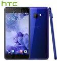 Оригинальный htc U Ultra HD 4 аппарат не привязан к оператору сотовой связи Android мобильный телефон с двумя слотами sim-карты 4 Гб 64 Гб Snapdragon821 4 ядра 5,7 ...