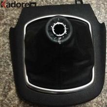 For Mazda CX 5 CX5 2012 2013 2014 2015 2016 ABS Matte MT Gear Shift Panel