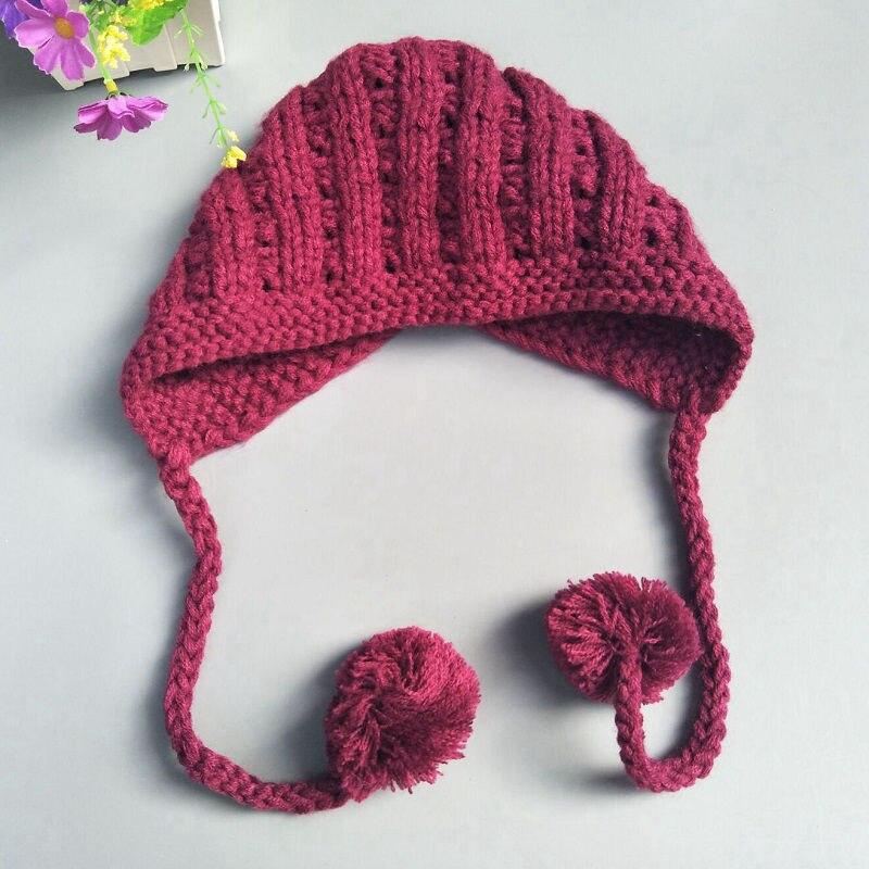 Bnaturalwell niños bebé sombrero de ganchillo Niño de punto sombrero ...
