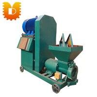 Serragem  palha  casca briquete de biomassa que faz a máquina