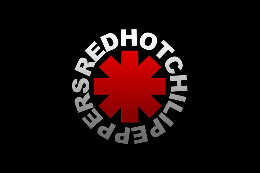 Custom Canvas Art Red Hot Chili Peppers Poster Red Hot Chili Peppers Wallpaper Music Band Logo Wall Stickers Wall Decals Bedroom