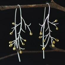 Уникальный ручная работа ювелирные украшения роскошь елка сережки люстра этнические серьги серебро 925 необычные товары 2015