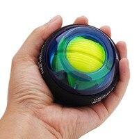 Гироскоп Powerball гироскоп со светодиодом мощность запястья Мяч Рука Упражнения сила тренировка Energyball Домашний Тренажерный Зал Спорт фитнес о...