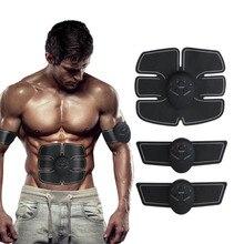 Power Vibration Fitness Abdominal Muscle Trainer Electric Body Slimming Machine Leg Hand Fat Burning Massage Loss Exercise Belt цена