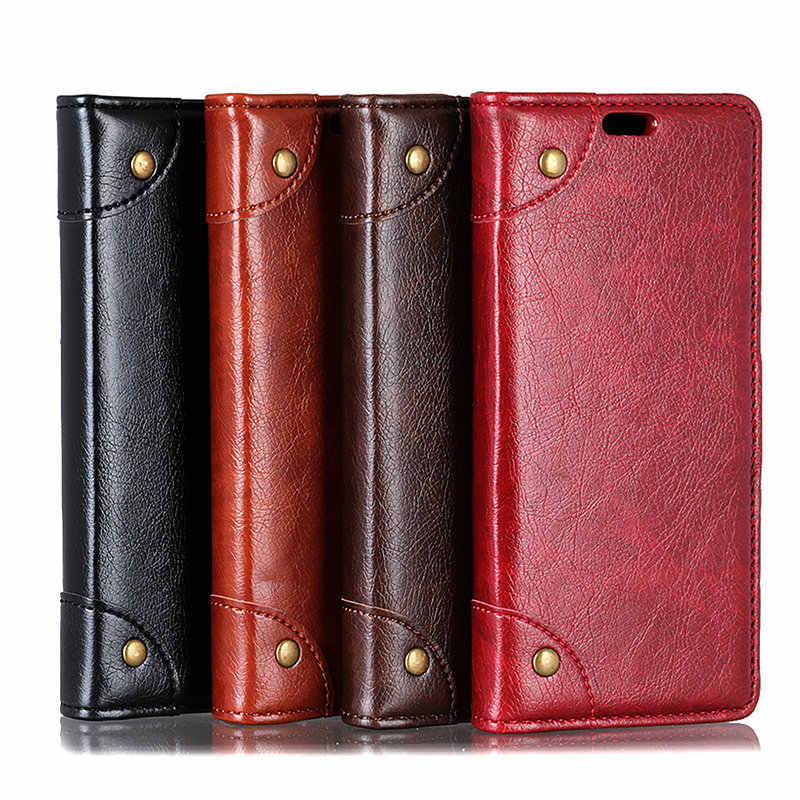 For Xiaomi Redmi Note 8 7 7S 6 5 Pro Fundas Vintage Leather Case Wallet Book Redmi 7 7a K20 Pro Coque Flip Stand Cover Capa Bag