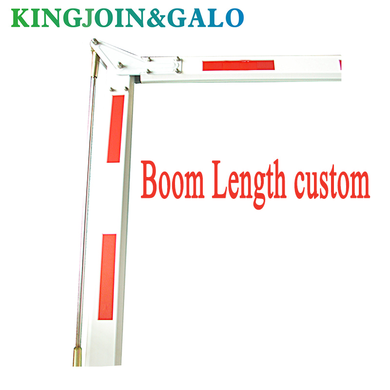 90 Degree Folding Drop Arm Boom Barrier Gate