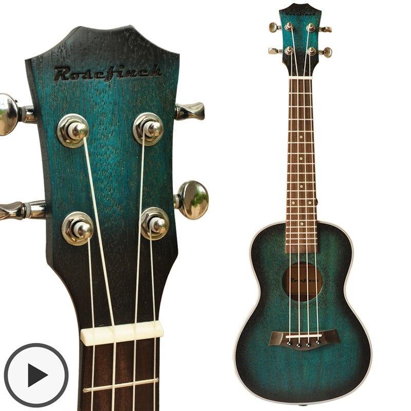 23 дюймов Гавайские гитары укулеле красное дерево Концерт 4 AQUILA струны мини Гавайская гитара УКУ Акустическая гитара Ukelele музыкальный инстру...