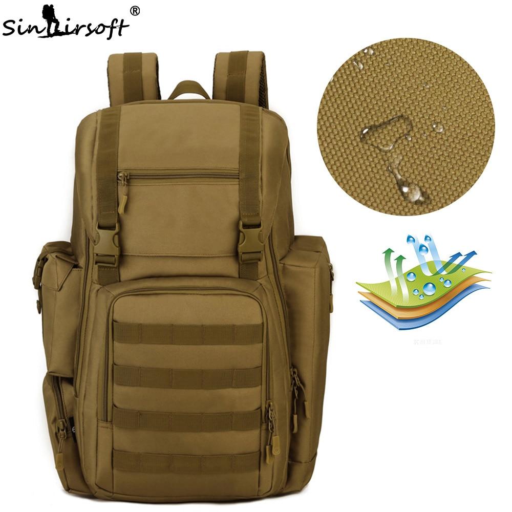 SINAIRSOFT 40L 17 дюймдік ноутбук Армия - Спорттық сөмкелер - фото 2