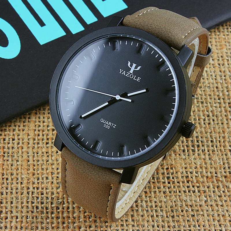 YAZOLE Quartz Watch Men Watches Top Brand Luxury Famous student sport watch Male Clock WristWatch Quartz-watch relogio masculino yazole 2017 new men s watches top brand watch men luxury famous male clock sports quartz watch relogio masculino wristwatch