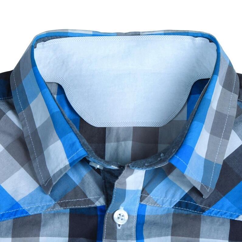 Sweat Towels Sign: Travel Kit Collar Towel Stickers Anti Sweat Keep Shirt Dry