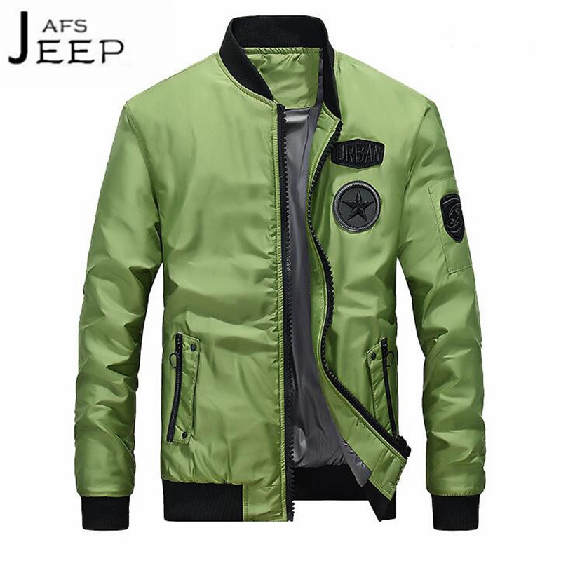 JI PU Fashion man Pilot jacket,Autumn/Winter beyzbol man o-neck casual Cardigan Jackets,Young mane Moto & biker style jackets