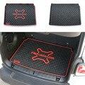 Nueva 3D Aguanieve Floor Mat Liner Organizador Bandeja de Carga Del Tronco Estera Esteras Alfombra De Goma de Cuero Sintético Para Jeep Renegado