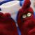 Bebés de Invierno Abrigos 2016 Nueva Historieta de La Manera Gruesa Con Capucha Niños Prendas de Vestir Exteriores de Manga Larga Chaqueta Caliente Para Los Bebés Varones