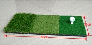 Image 3 - Fungreen Golf Đánh Mat 3 Cỏ Với Cao Su Thun Giá Đỡ Tập Đánh Golf Trợ Ngoài Trời Trong Nhà Trị Sân Cỏ Golf Đánh cỏ
