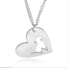 PBN001 PitBull Necklace Animal Charms Christmas Gift