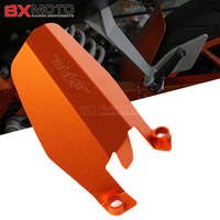 For KTM DUKE 390 2013 2018 DUKE 250 2017 2018 DUKE 125 DUKE 200 Motorcycle Aluminum rear Wheel Cover fender extension Extender