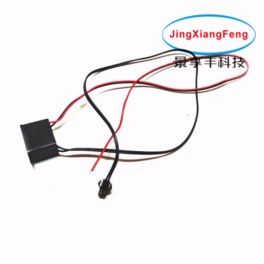 JingXiangFeng Universal 12V 10 colores 3 metros Car Styling Flexible - Luces del coche - foto 5