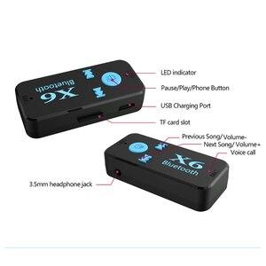 Image 3 - Receptor de áudio bluetooth 3 em 1, sem fio, para mercedes bmw x1 subaru mitsubishi asx bmw f30 honda crv dodge carregador hummer h2