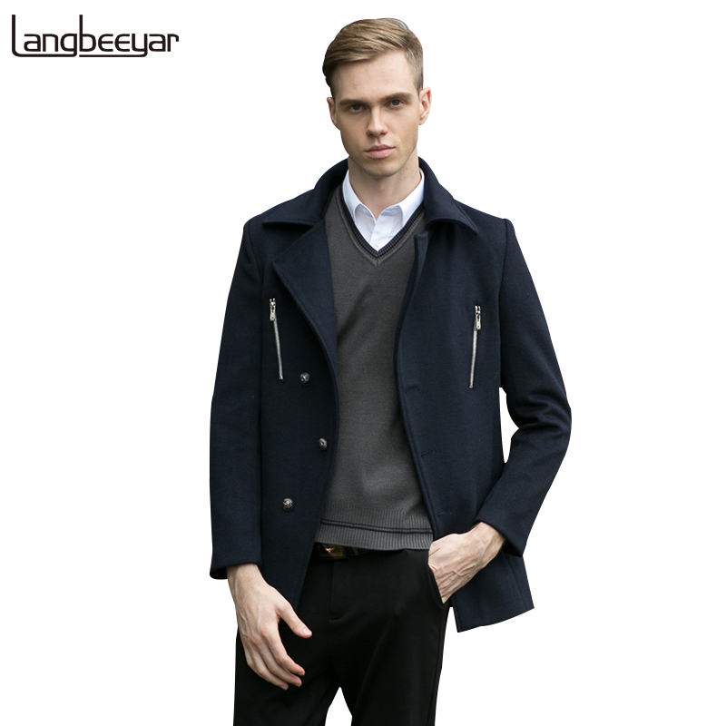 Compare prices on pea coat style online shopping buy low for Best wool shirt jackets