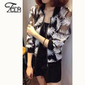 Nice Nice Summer Sunscreen Jacket Feathers Embroidery Tops Summer Women Short Jacket Casual Holiday Outwear Tops BL1-19