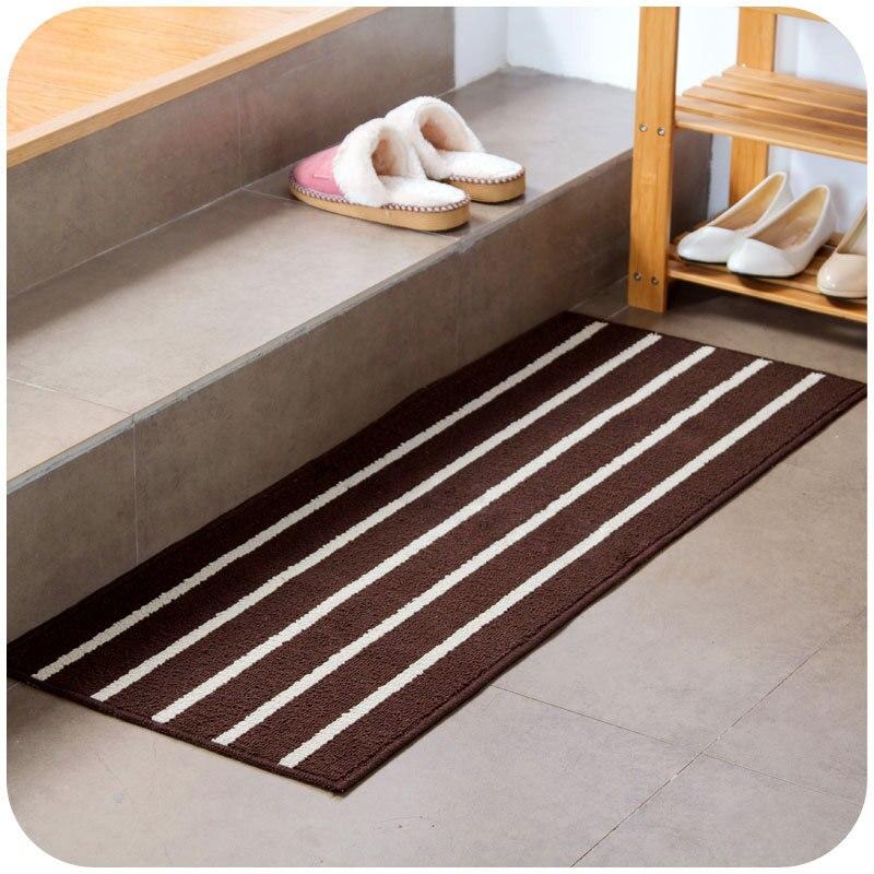 4365cm 43x110cm modern nonslip floor mat for bathroom kitchen carpet rugs