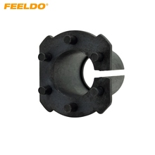 FEELDO 1Pc Car Bulbs Socket Conversion Adapter For Mazda New 3 5 6 MX 5 CX