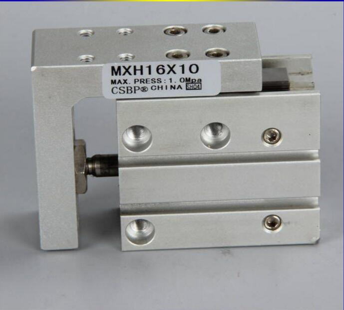 цены bore 16mm x 25mm MXH Series Pneumatic Slide Cylinder