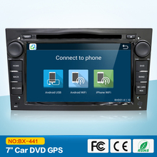 4 Core Android 6.0 HD1024*600 Car DVD Player 2G RAM For Opel Tigra Combo Vivaro Astra Vectra Antara Zafria Corsa GPS WiFi BT