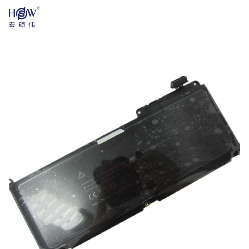 HSW battery for Apple MC375ll/A MB985ll/A MC118 A1331 661-5391 for Macbook Unibody 13