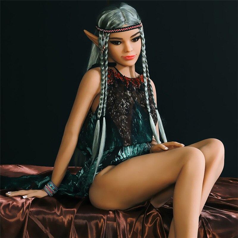Ailijia 131# 155cm TPE With Metal Skeleton Sex Dolls Real Masturbator Vajina Love Dolls Male Sex Dolls For Women Lifelike Vagina