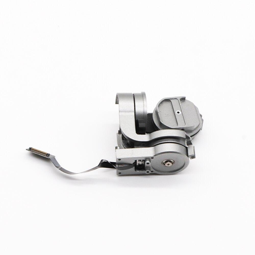 Piezas de reparación auténticas 100% brazo de cámara Gimbals con Cable flexible plano para DJI Mavic Pro Drone Gimbals brazo de Motor de repuesto partes - 3