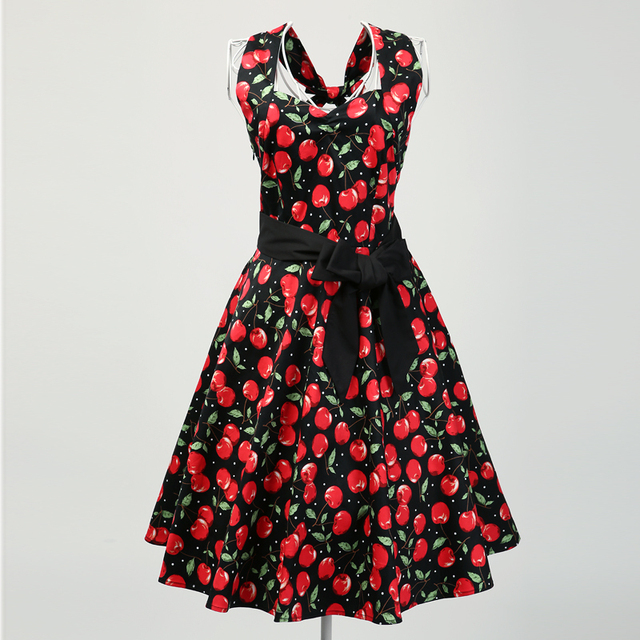 Halter kleid knielangen partei mädchen hochzeit braut vintage ...