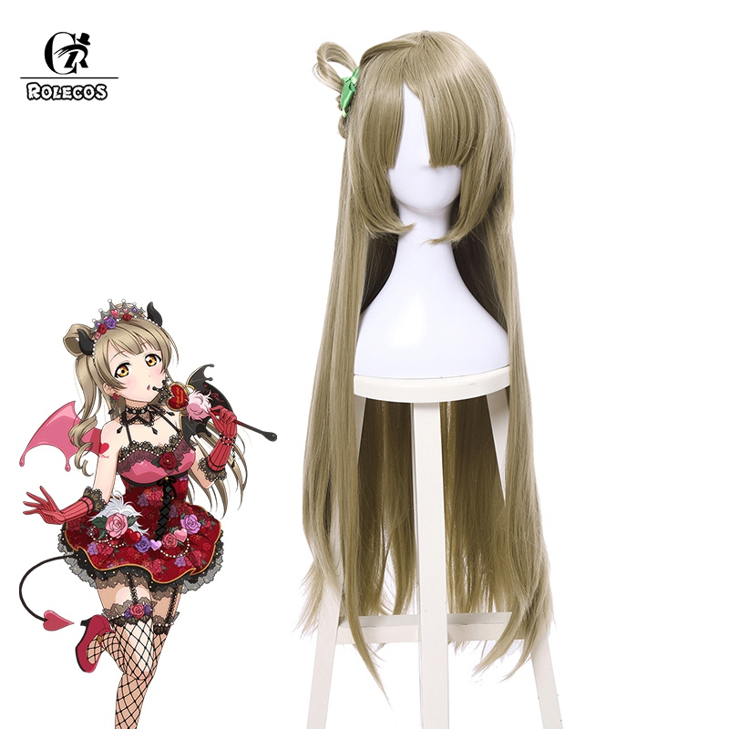 ROLECOS Love Live Cosplay Hair Little Devil Cosplay Headwear 9 Characters Tojo Nozomi Nico Ayase Eli Rin Minami Kotori Hanayo