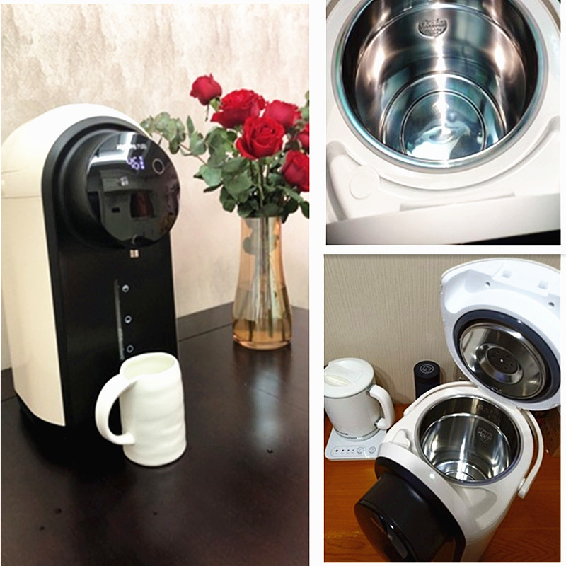 220V Electric Household Kettle 5L Automatic Intelligent Electric Bottle Easy Operation High Quality Stainless Steel Inner