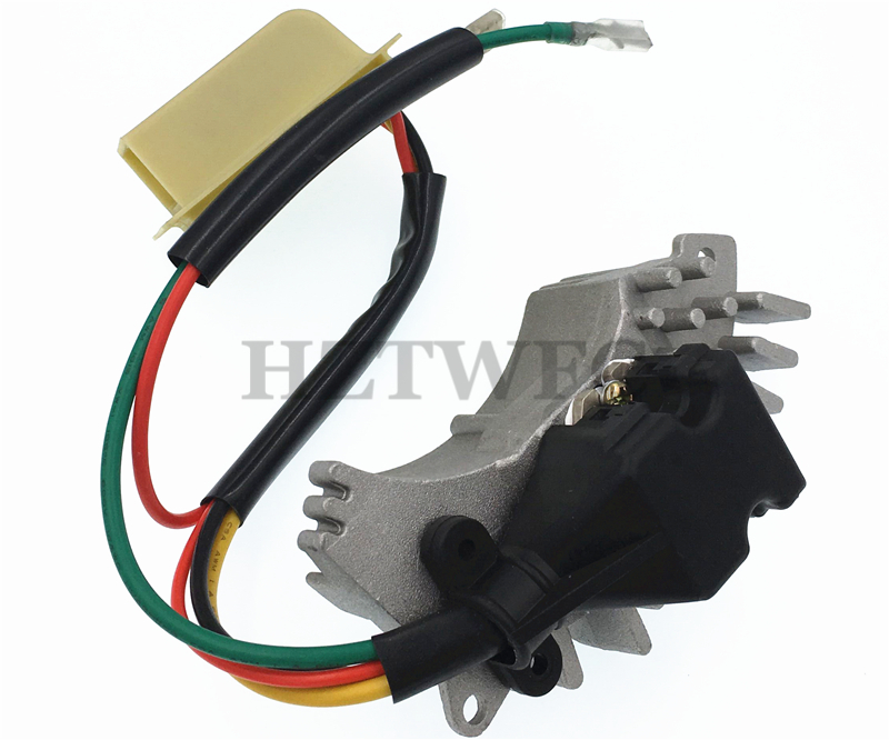 US $16 62 |High Quality A2028202510 BLOWER REGULATOR FAN RESISTOR For  MERCEDES W202 CLIMATE CONTROL C220 C280-in Air-conditioning Installation  from