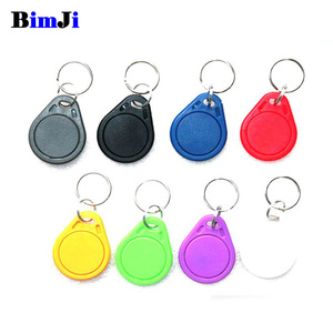 Image 2 - 10pcs 13.56mhz UID RFID 13.56 mhz Changeable Tag Keyfob Blank Writable Card Rewriteable for Copier Writer Duplicator Copy