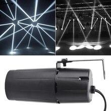 LED EU Plug 3 W LED 220 V Stage DJ Light White Beam Lamp Spot Light Mirror Ball Effect Lighting party Disco KTV Bright Light cute pig abs 2 led white light keychain w sound effect black pink 3 x ag10