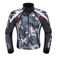 2018 Motorcycle riding suit motorcycle suit racing suit aluminum alloy shoulder armor waterproof motorcycle anti fall suit