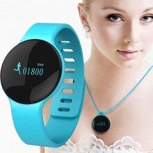 New Bluetooth Smart Bracelet H8 4.0 Health Fitness Waterproof Smart Band Wristband Sleeping Monitor Tracker Passometer PK F68