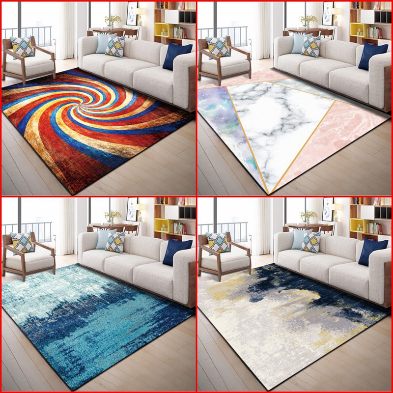 Modern style Design Rugs and Carpets for Living Room ...