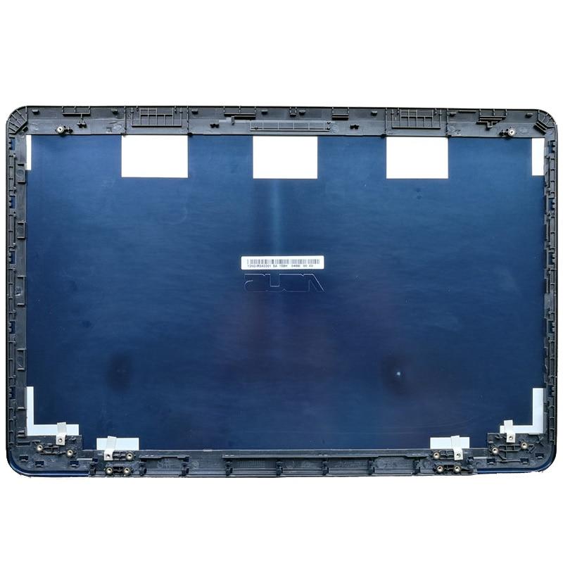 1PC Original New Laptop Top Cover A For Asus V555L FL5800L A555L K555L X555 VM590L us new for asus k555 a555 x555 k555l a555l x555l w519l y583l laptop keyboard english black c case